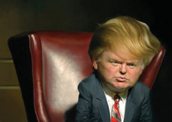 Do you think Trump is really serious about running for president or just in to defeat Republicans?