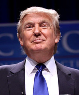 BUSINESSMAN DONALD TRUMP ANNOUNCED JUNE 16, 2015