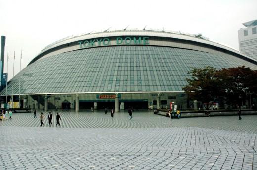 Tokyo Dome Tokyo Japan