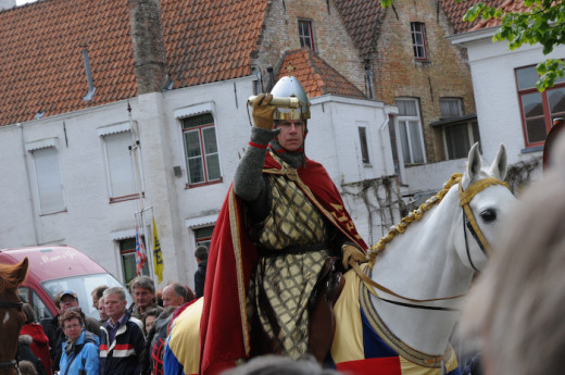 Procession of the Holy Blood, Bruges