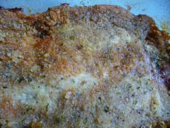 Quick & Easy Eggplant Parmesan