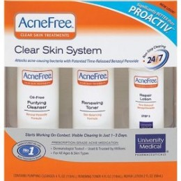 Acne Free Products - Do They Really Work?
