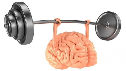 Because our brain is also a muscle, it needs its exercise too.