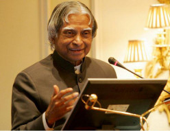 A.P.J Abdul Kalam-The Peoples President