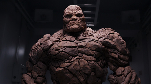 The newest version of Ben Grimm, the Thing.