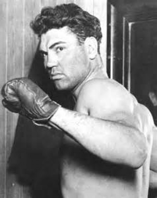 Jack Dempsey was a brutal champion with knockout power in both of his hands.