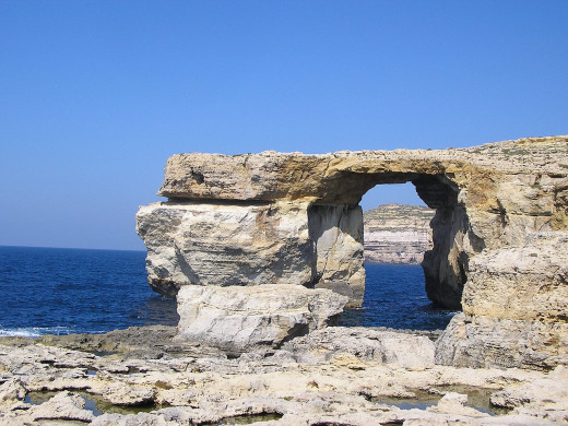 In Malta, this is the site of the Dothraki wedding.