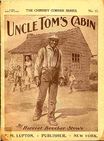 "The book that is responsible for the label ""Uncle Tom"""