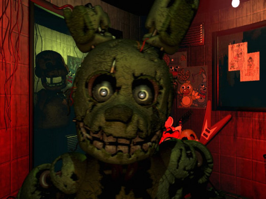 'Five Nights At Freddys'