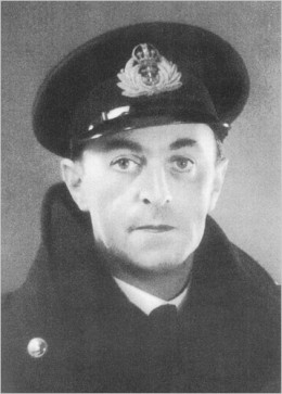 Lt Cdr Ewen Montagu - on his shoulders rested the responsibility for one of the greatest Allied gambles in WWII