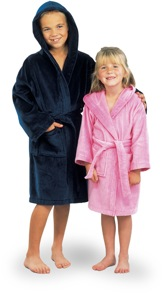 Bath Robes for Kids