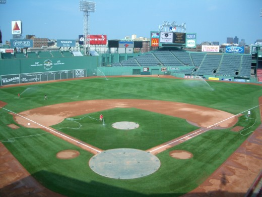 FENWAY PARK: HOME OF THE BOSTON RED SOX