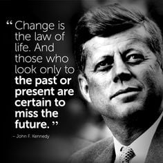 Quote from JFK