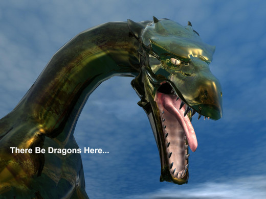 Dragons and other fantastic creatures; are they real?