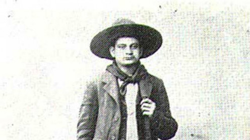 Cherokee Bill, notorious outlaw.
