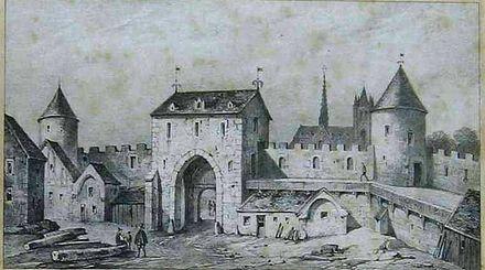 Porte St. Victor