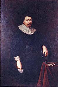 George Calvert, First Lord of Baltimore 1579-1632