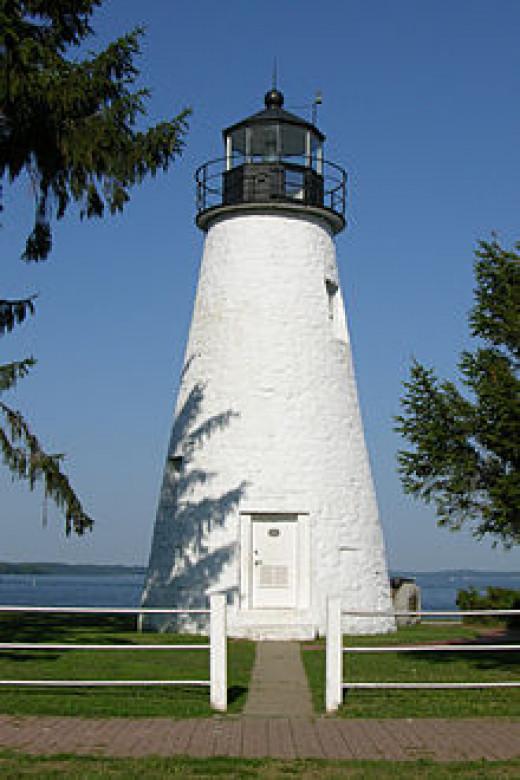 Concord Point Lighthouse, Havre de Grace