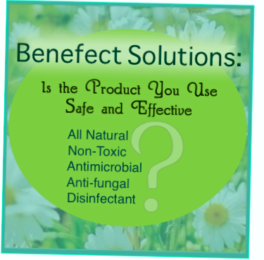 Authentically Botanical, Benefect is the Product with the Perfect Solution