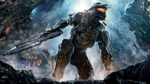 Most Overrated Games; Halo