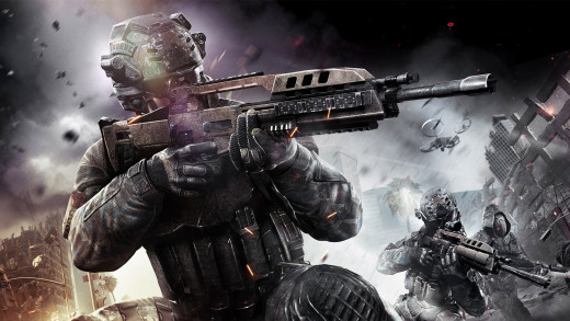 Most Overrated Games; call of Duty