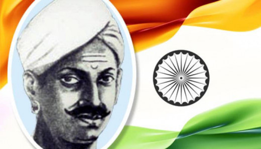 Freedom Fighter Mangal Pandey