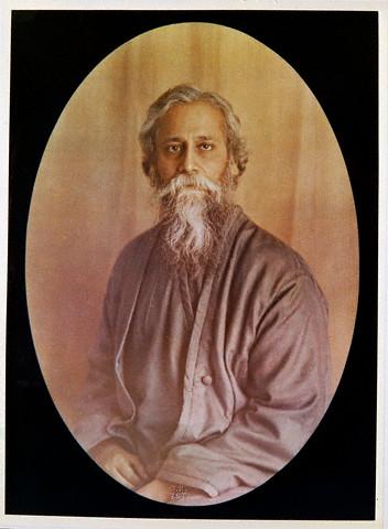 Nobel Laureate Rabindranath Tagore