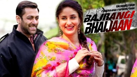 Bajrangi Bhaijan and Rasika