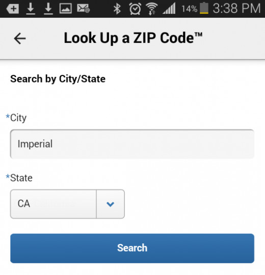 The Zip Codes function
