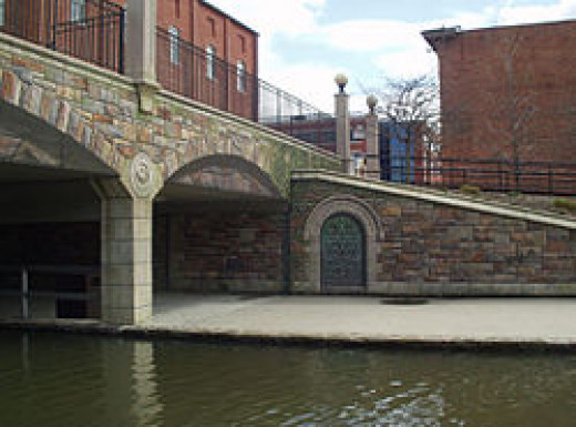 Community Bridge, Frederick