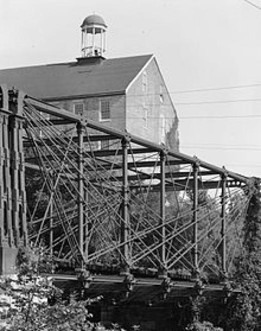 Bollman Truss Railroad Bridge