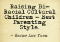 Raising Multicultural Children: Best Parenting Styles