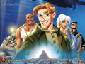 Atlantis: The Lost Empire, and Disney's Missing Princess