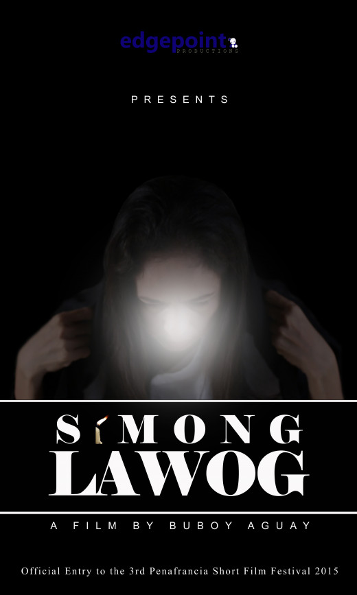 The Official Poster of Thy Face (Simong Lawog) Photo Source:EdgePoint Productions,Inc.