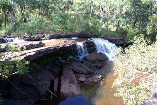 Isabella falls