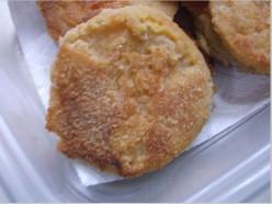 Minnesota Cooking: Fried Green Tomatoes - Flour, Egg, Cracker Crumbs