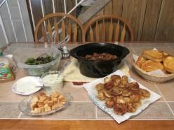 Oriental Chicken Wings in Slow Cooker Dinner