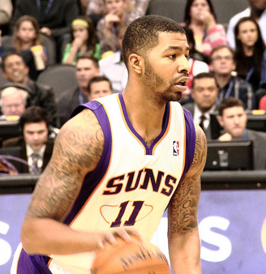 Markieff Morris has been a solid power forward for the Phoenix Suns.