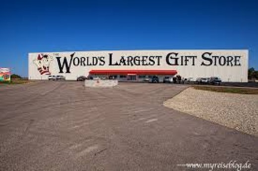 World's Largest Gift Store