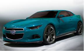 The new Chevy Camaro is stunning. Imagine tooling around in this baby.