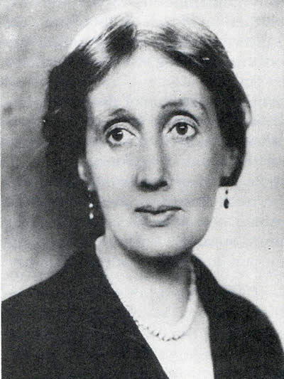 Virginia Woolf suffered from Depression