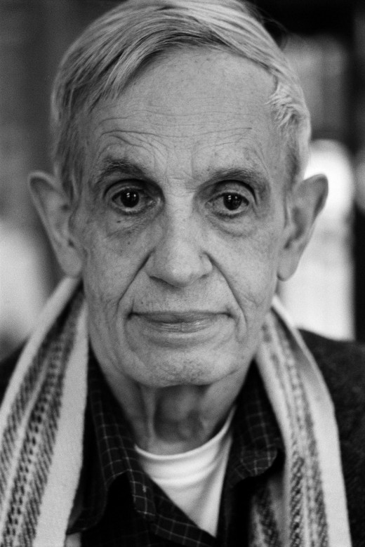 """John Nash suffered from Schizophrenia """"A Beautiful Mind"""" movie was based on his life"""