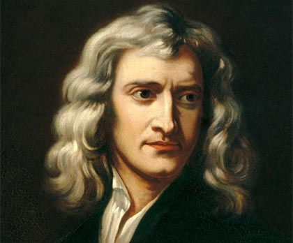 Historians theorize Isaac Newton suffered from a wide range of mental ilnesses