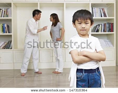Behavior of Parents plays a vital role