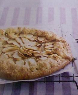 Free-form Apple Pie