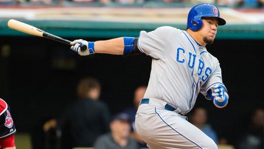 Cubs rookie sensation Kyle Schwarber