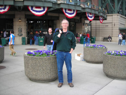 Evidently I Hate the United States:  A Moment with Bill Reflection