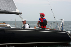Crescent Sail Yacht Club Rick Johnson Memorial Double-handed Race 8-17-15