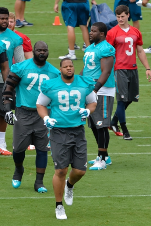 Is Suh the missing piece to puzzle in South Beach?