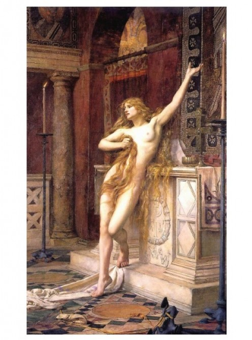 hypatia of alexandria Hypatia—brilliant mathematician, eloquent neoplatonist, and a woman renowned for her beauty—was brutally murdered by a mob of christians in alexandria in 415 she.